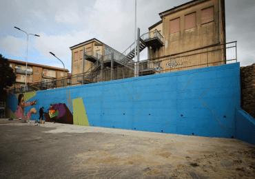 Due street artist catanesi per la riqualificazione di Calascibetta