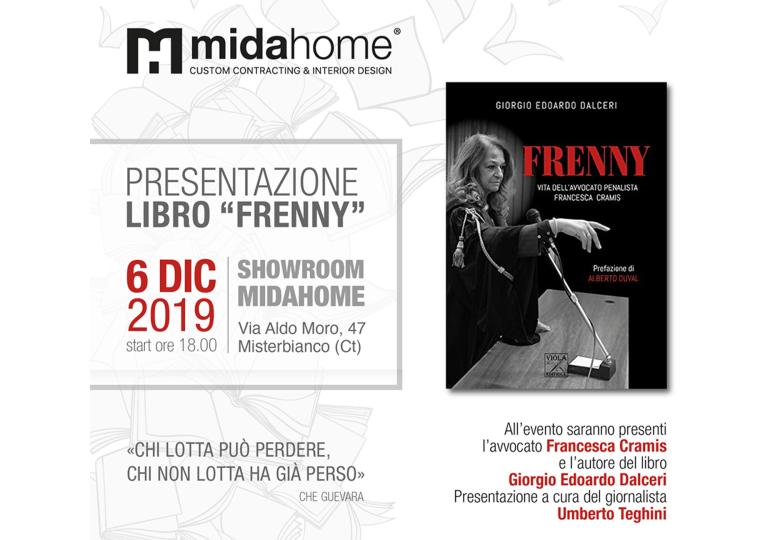 """Presentazione Libro """"Frenny"""""""