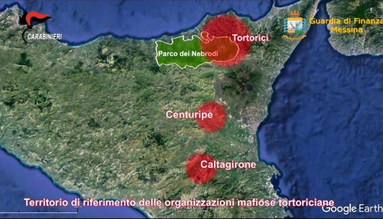 La mafia dei Nebrodi e i fondi Ue: tra i 94 arrestati anche il sindaco di Tortorici
