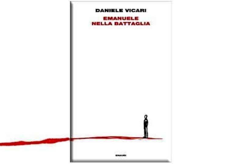 """""""Emanuele nella battaglia"""", il primo romanzo del regista Daniele Vicari alla Legatoria Prampolini"""