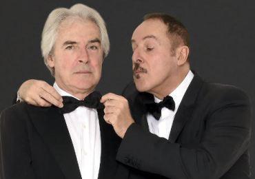 Al Teatro Martoglio l'incontenibile simpatia della ritrovata coppia Solenghi-Lopez