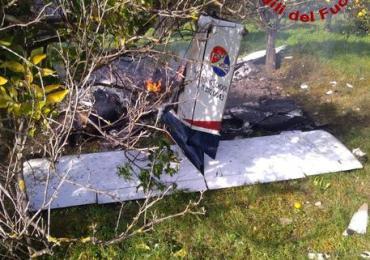Ultraleggero precipita nel Siracusano: due morti
