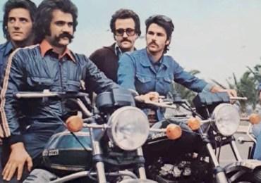 I Falchi nell' arrogante Catania fuorilegge degli anni Settanta