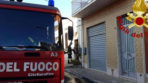 Incendio in un appartamento: morte due donne