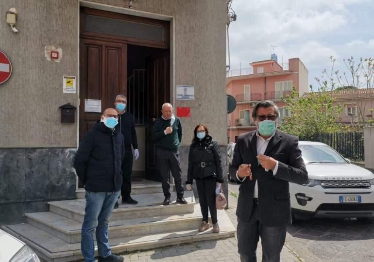 """Coronavirus, Cenacolo Biancavilla: """"Rispettate le regole. Ringrazio il direttore Giosi Greco"""""""