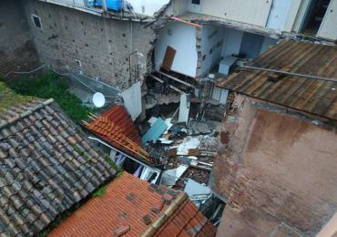 """Catania, palazzina crollata. Il calvario degli sfollati: """"Abbiamo diritto di riprendere a vivere"""""""