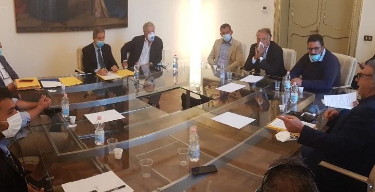 "Sanità: Musumeci, ""valutiamo apertura ospedale a Lampedusa"""