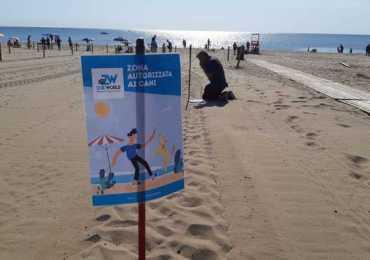 Catania: apre la spiaggia libera 3 con servizio per cani