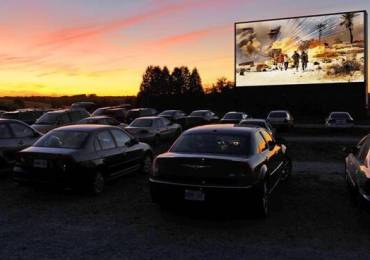 L'arte sotto le stelle: i drive in e i cinema all'aperto