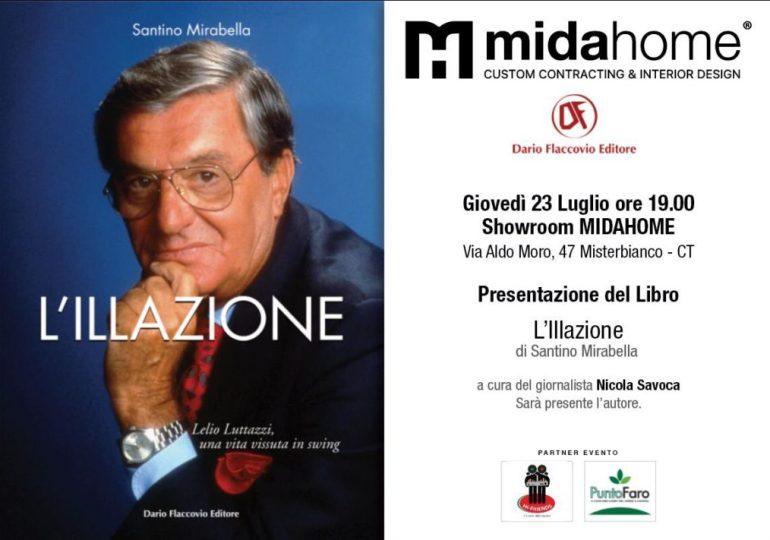 Cultura, il giudice Santino Mirabella presenta il suo libro su Lelio Luttazzi, una vita vissuta in swing