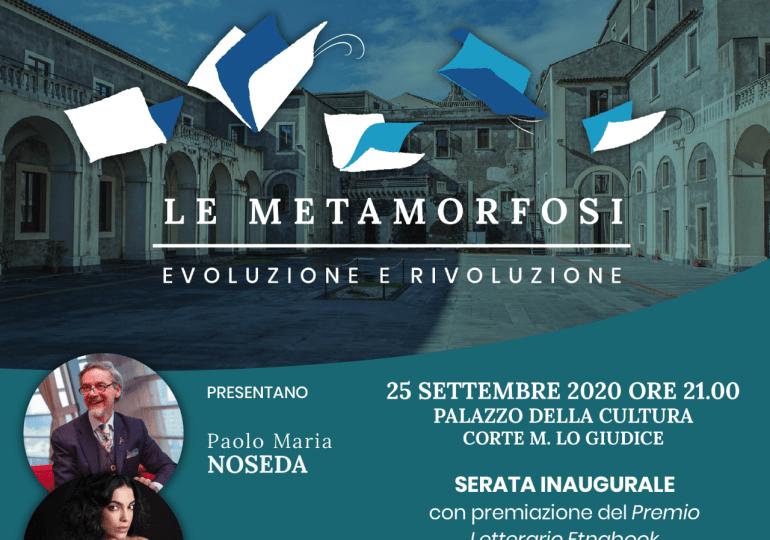Etnabook 2020: al via la seconda edizione con incontri, letture e premiazioni al Palazzo della Cultura
