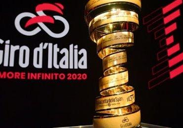 Giro d'Italia: Linguaglossa in festa