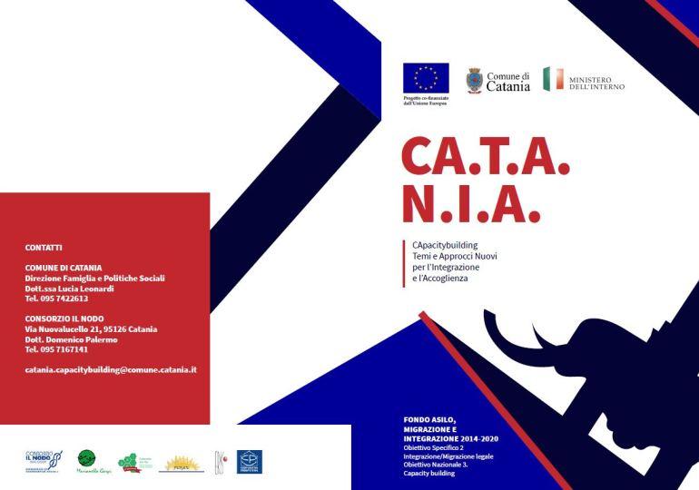 Catania si fa Europa, al via il progetto finanziato dal Fami: integrazione e formazione per costruire nuovi approcci