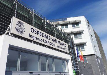 Covid-19, focolaio al San Marco di Catania: chiuso il reparto di neurochirurgia