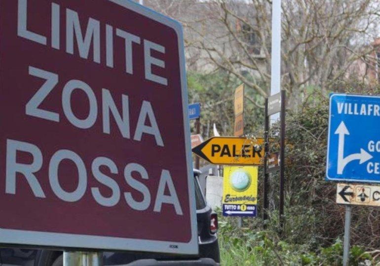 """Coronavirus: diventano dieci le """"zone rosse"""" in Sicilia"""