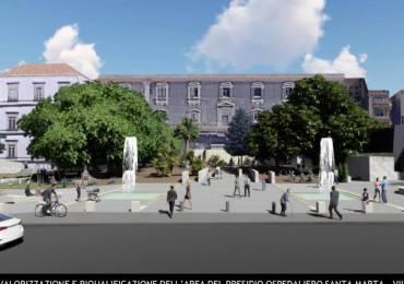 Ex Santa Marta: progetti, polemiche e proposte