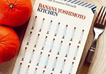 Libri: Kitchen, una storia di solitudini che si incontrano