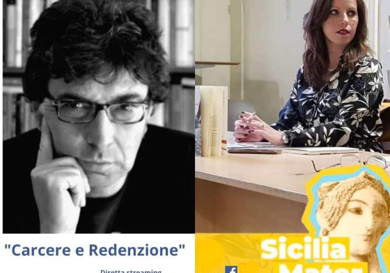 """""""Carcere e redenzione"""", un incontro online tra testimonianze e nuovi percorsi"""