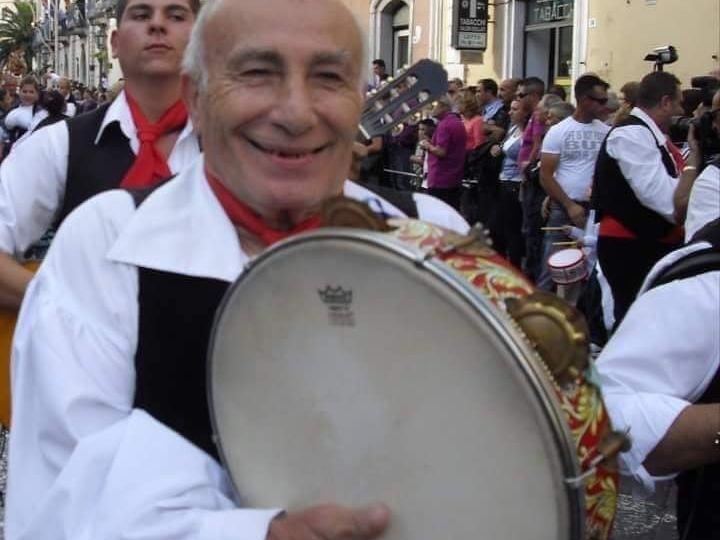 Il Maestro Melo Chillari, Ambasciatore del folclore siculo nel mondo