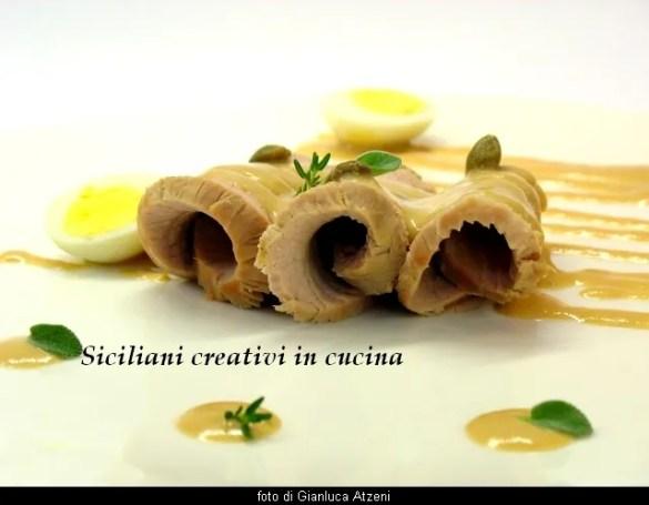 Vitello tonnato, ricetta originale piemontese