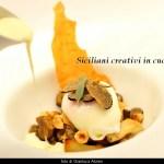 Uova, Truffe, champignons et fondue