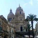 The Cathedral of Ragusa Ibla