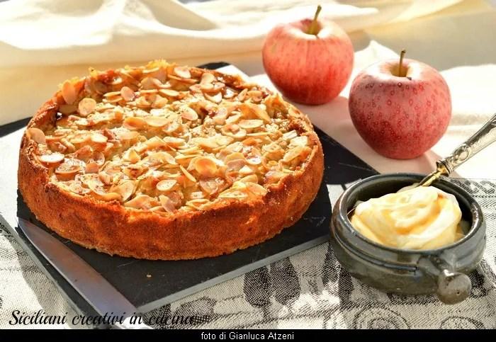 lumière tarte aux pommes, et sans beurre