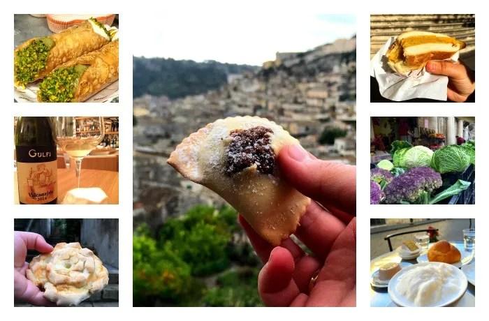 Alimentation de rue sicilienne