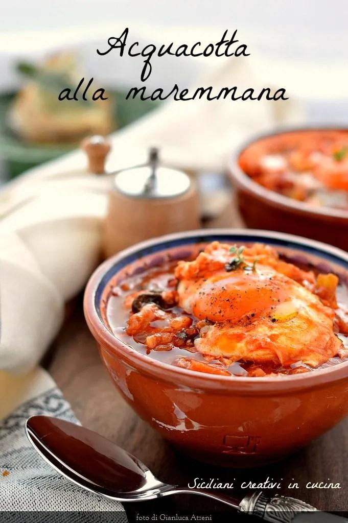 Acquacotta a Maremma, receta original fácil