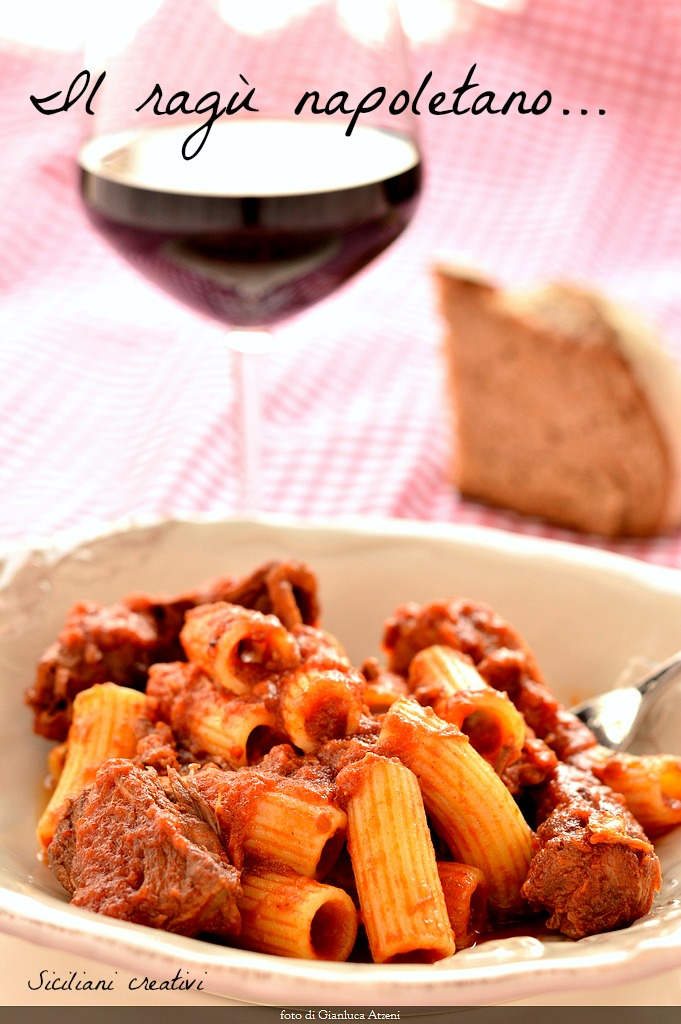 El Ragú Napolitano, receta original