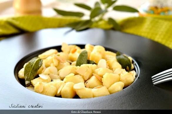 Gnocchi di semola rimacinata al burro e salvia: ricetta facile pronta in 10 minuti