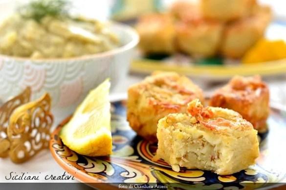 Macco di fave fritto, ricetta siciliana