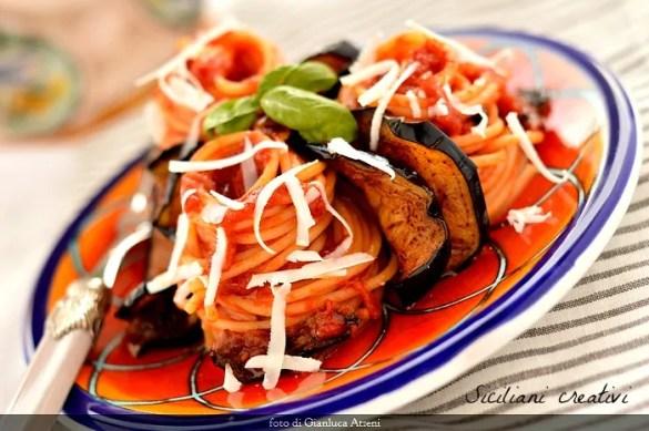 Pasta alla Norma, ricetta originale catanese