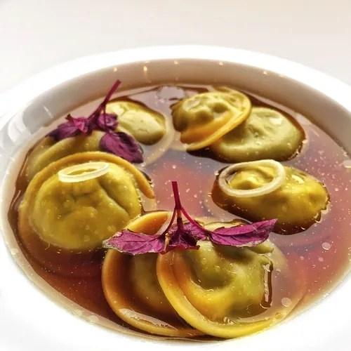 Reviews: Osticcio, gourmet cuisine Ronald Bukri lights