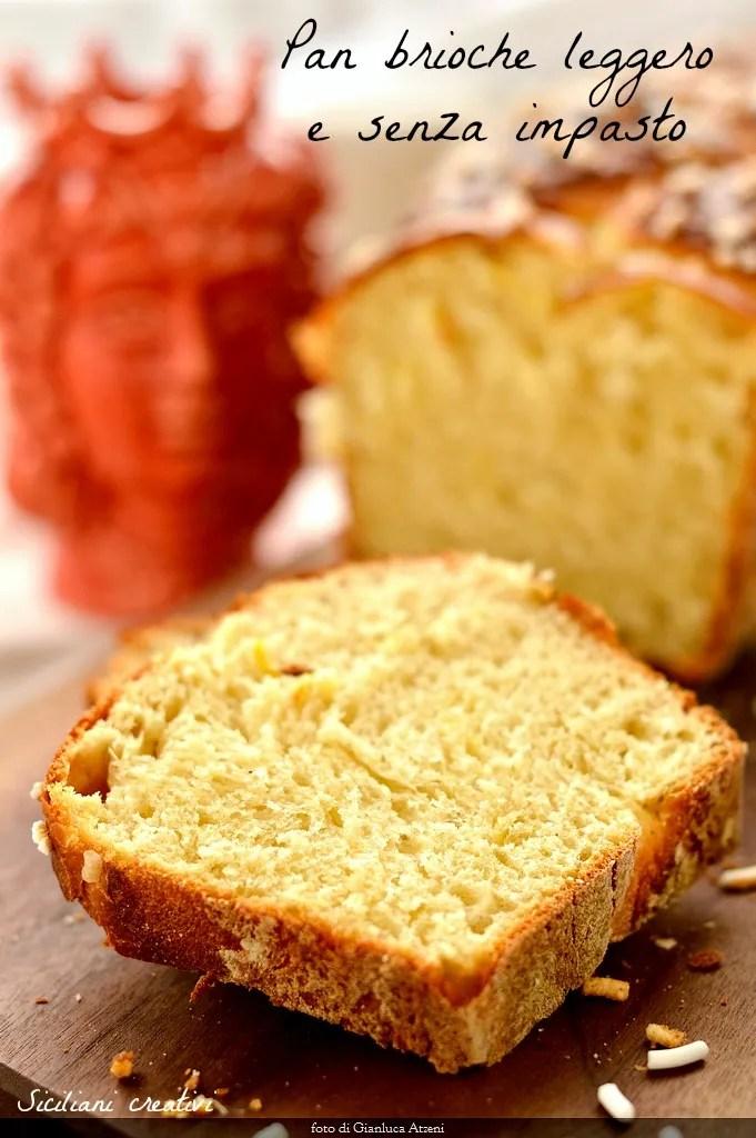 Pan pâte à brioche légère et sans