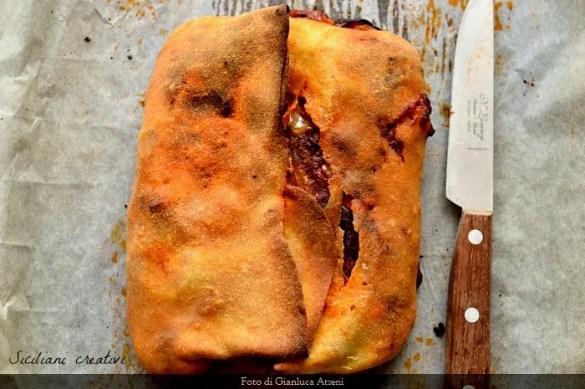 Scaccia ragusana alla parmigiana