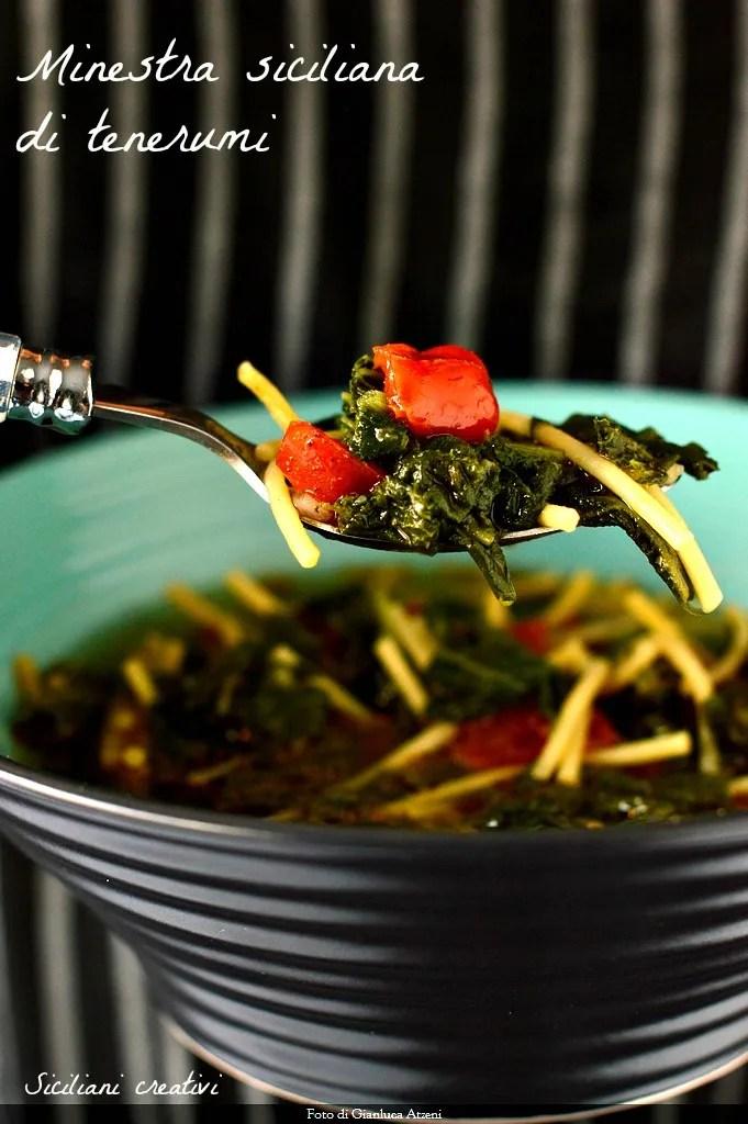 tenerumi of Sicilian Soup