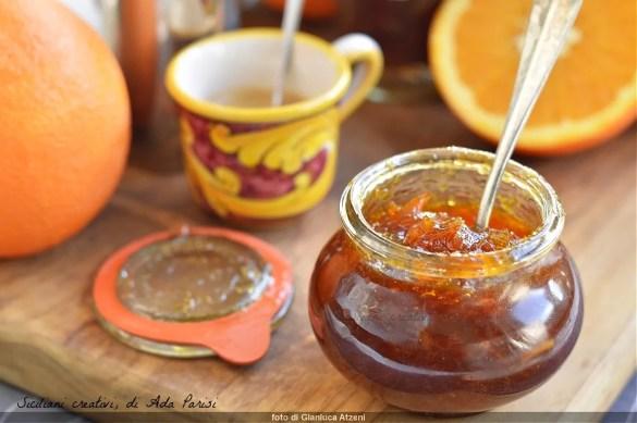 La marmellata di arance siciliane