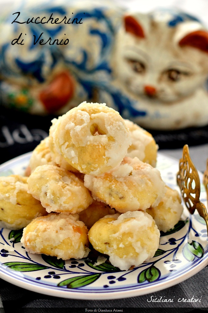 Sugary cookies Vernio (biscotti toscani all\'anice)