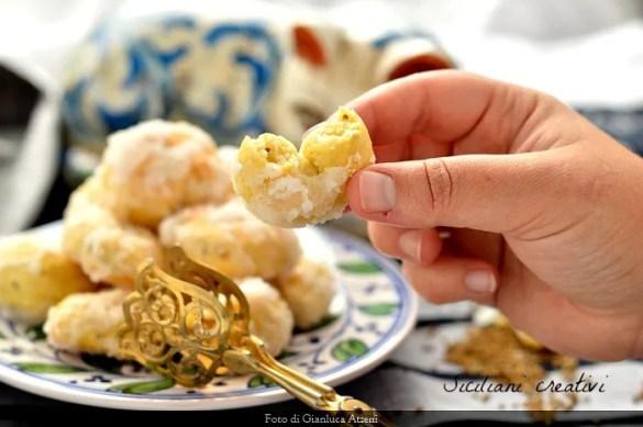Zuccherini di Vernio, ciambelline glassate tipiche di Prato
