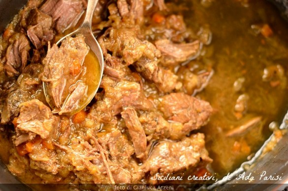 Il ragù alla genovese, ricetta originale