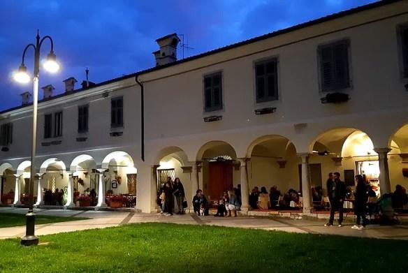 Il Chiostro, meta gettonata per l'aperitivo a Gorizia