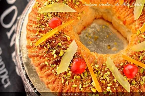 Il buccellato palermitano, ricetta originale siciliana