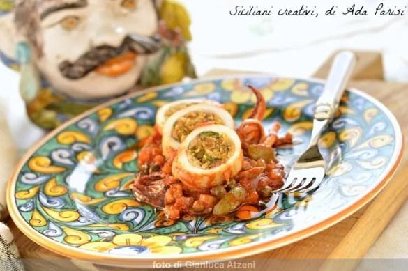 otani ripieni a ghiotta alla messinese: ricetta tipica siciliana