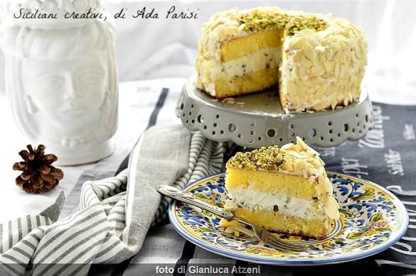 orta Fedora con ricotta e mandorle, ricetta siciliana
