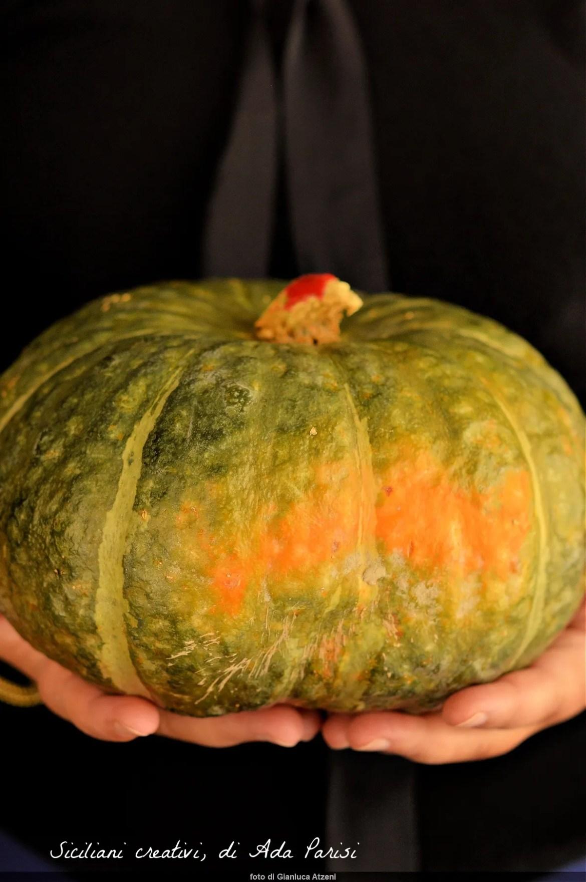 Pumpkin and ginger velvety