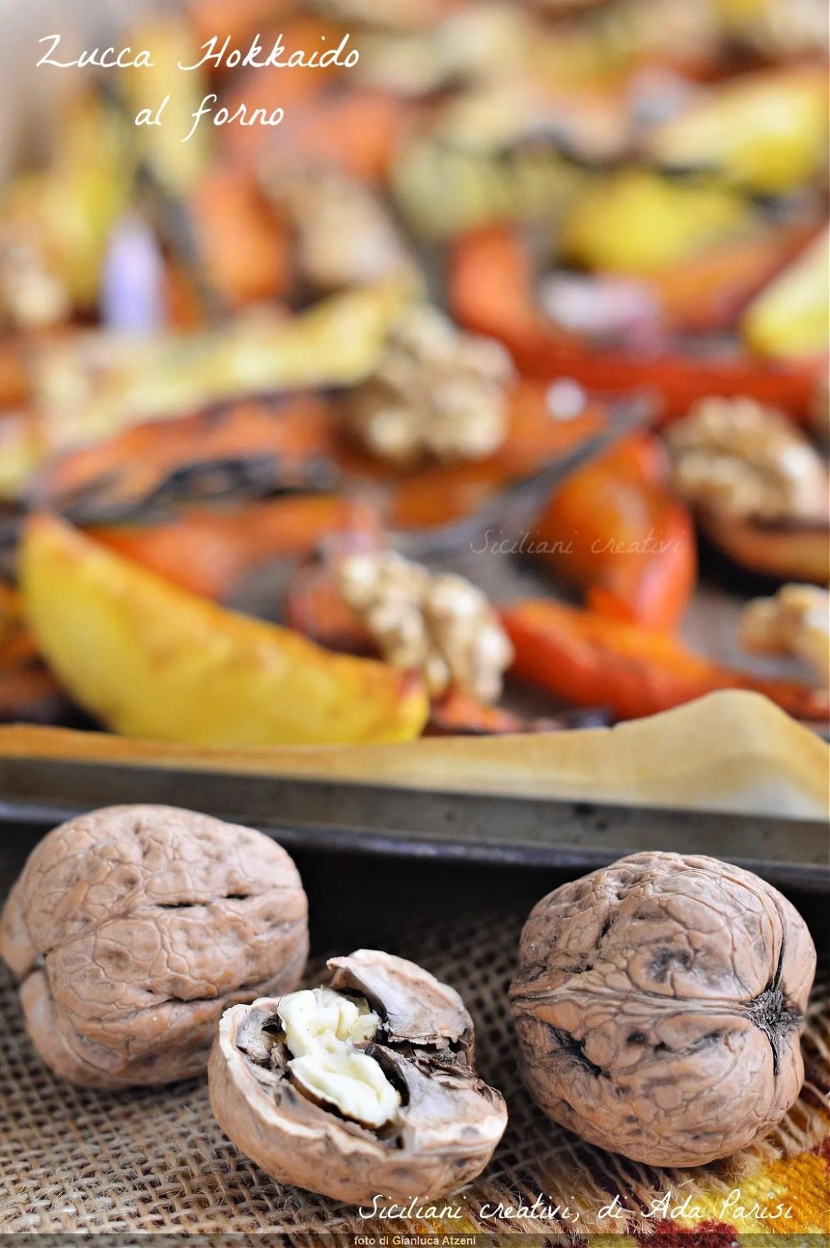 Zucca Hokkaido al forno