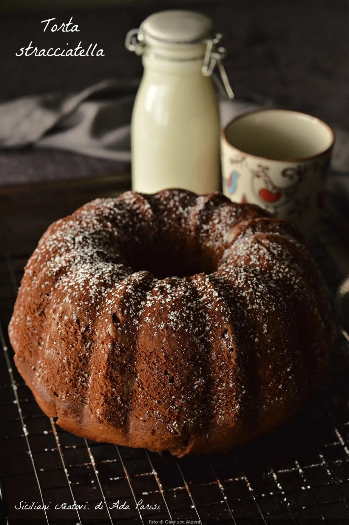 Gâteau Stracciatella