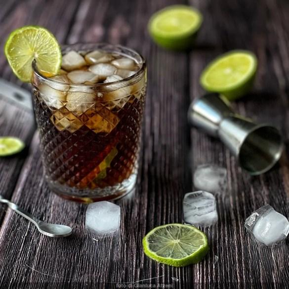 Cocktail: Cuba libre