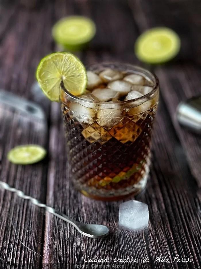 Cocktail: Kuba libre